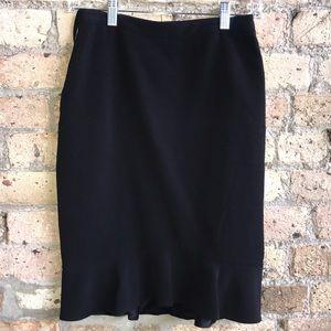HD in Paris by Anthropologie black skirt
